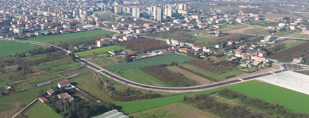 strada orientale