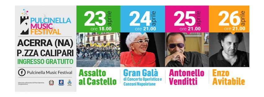pulcinella festival